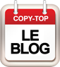 COPY-TOP Blog logo