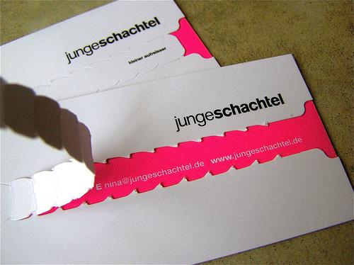 Super Des cartes de visite comme vous n'en avez jamais vues ! | Design  TH99