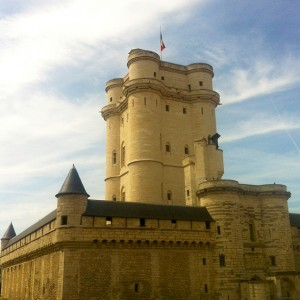 Chateau de Vincennes - Donjon - région parisienne