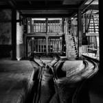 Oignies : ascenseurs par H. Dorval