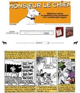 Blog de monsieur le chien