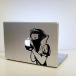 Sticker pour ordinateur