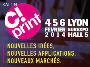 Salon C!Print Lyon 2014