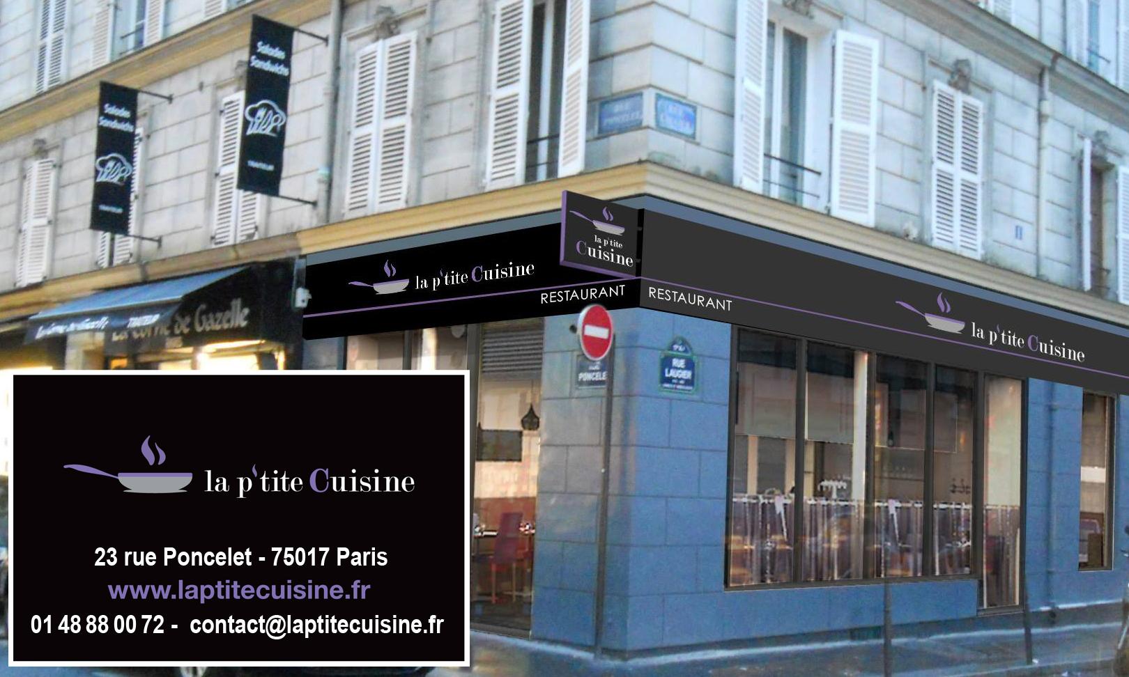 La P'tite Cuisine Paris 17e